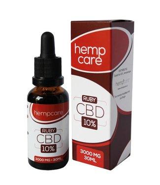 Hempcare Hempcare Ruby CBD Oil 10% 30ml