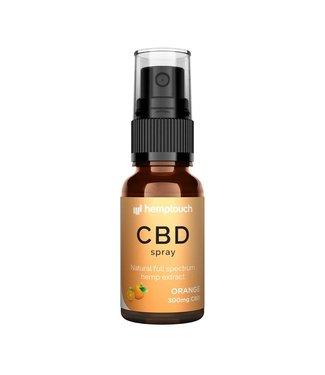 Hemptouch Hemptouch CBD Spray Sinaasappel 1,5% 20ml