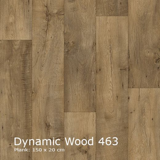Interfloor Dynamic Wood 400 breed-8
