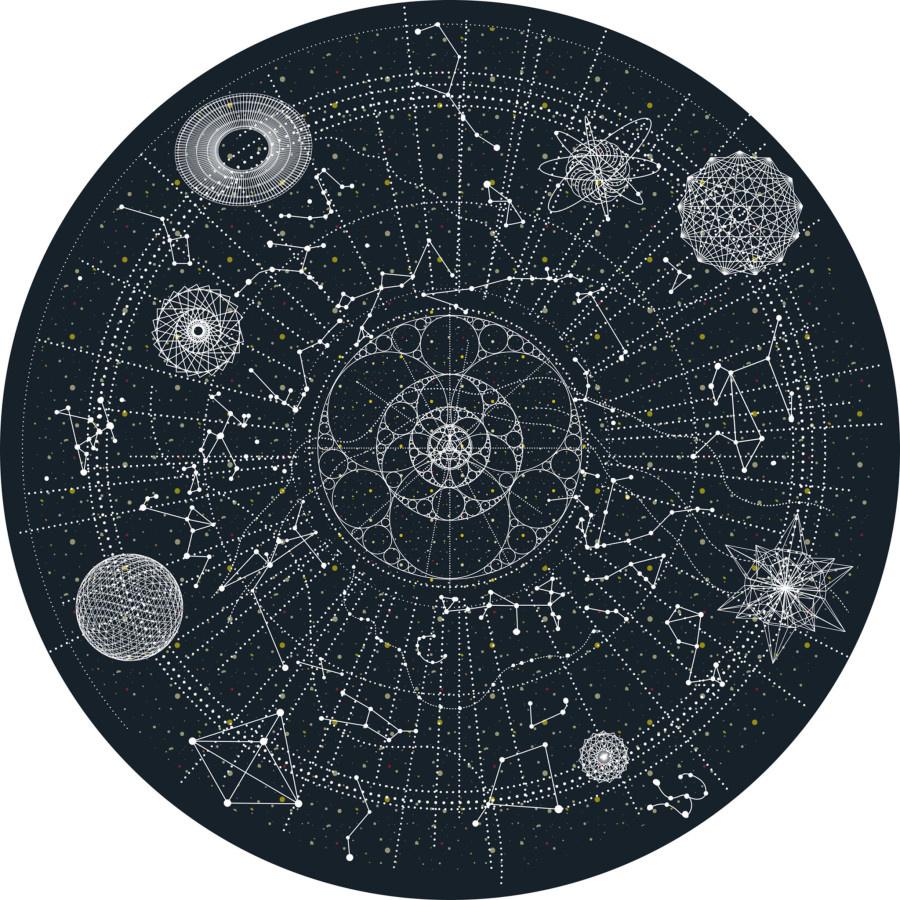 Celestial by Edward van Vliet rond-1