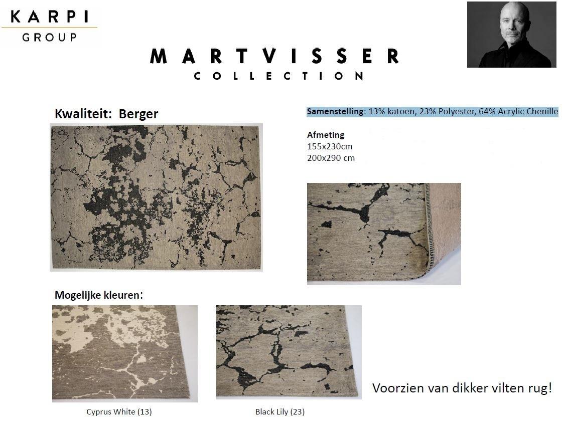 Mart Visser Berger kleur 13 160x230cm-3