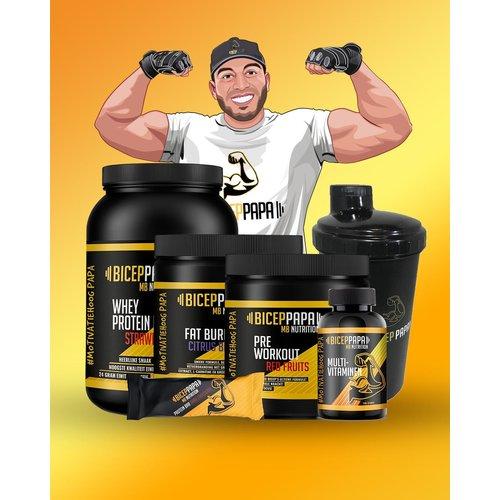 MB Nutrition Mobicep pakket (limited)