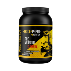 Pre workout Red Fruits (1KG)