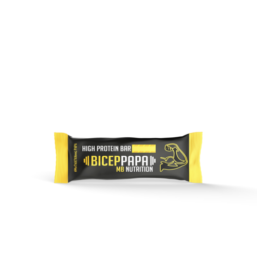 MB Nutrition High Protein Bar (15 stuks) - Banana split