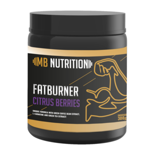 MB Nutrition Fat Burner -  Citrus Berries  (300g)