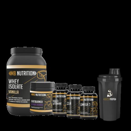 MB Nutrition Afslankpakket