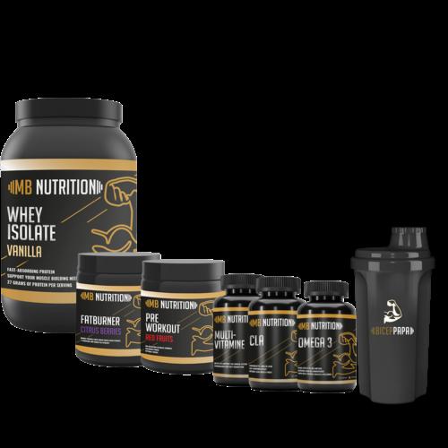 MB Nutrition Afslankpakket  Pro
