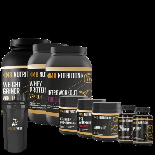 MB Nutrition Opbouwpakket Bulk