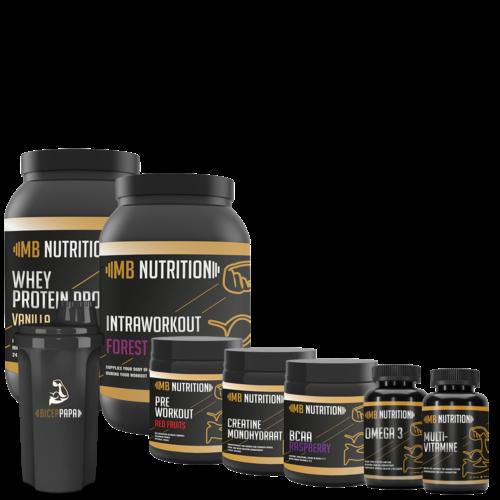 MB Nutrition Opbouwpakket Pro