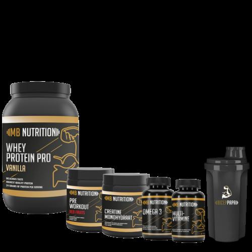 MB Nutrition Opbouwpakket