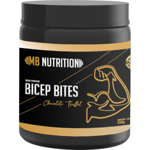 MB Nutrition Bicep bites - Chocolate truffle