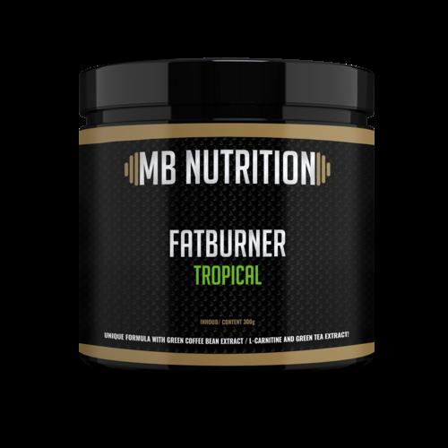 MB Nutrition Fat Burner (300g) - Tropical
