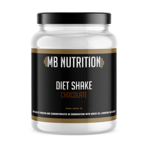 MB Nutrition Diet shake - Chocolade