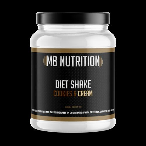 MB Nutrition Diet shake - Cookies & Cream