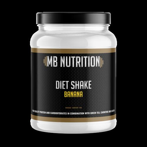 MB Nutrition Diet shake - Banaan