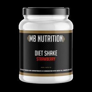 MB Nutrition Diet shake - Aardbei