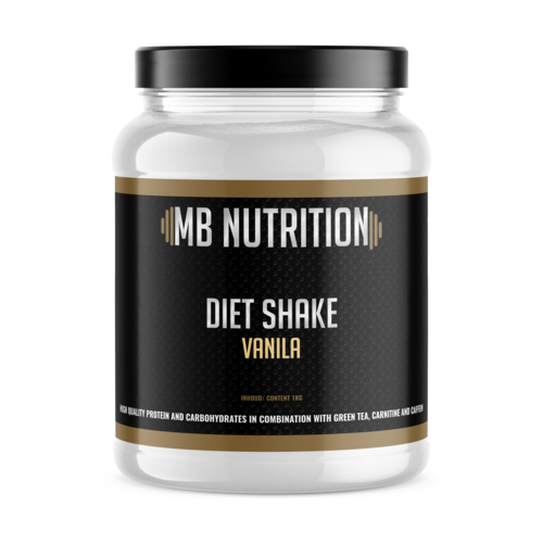 MB Nutrition Diet shake - Vanille