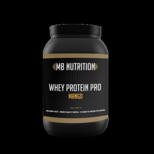 MB Nutrition Whey Proteïne Pro (1 Kilo) - Mango