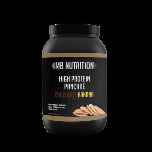 MB Nutrition Protein Pancake Mix (1kg) - Chocolate banana