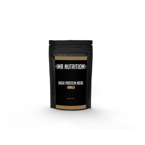 MB Nutrition High Protein Meal - Vanille