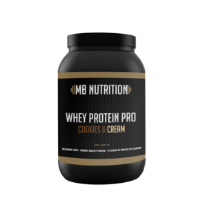 MB Nutrition Whey Proteïne Pro (1 Kilo) - Cookies & Cream