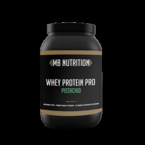 MB Nutrition Whey Proteïne Pro (1 Kilo) - Pistachio