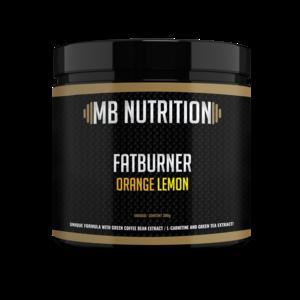 MB Nutrition Fat Burner (300g)  - Orange Lemon