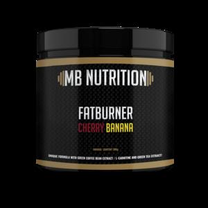 MB Nutrition Fat Burner (300g) - Cherry Banana