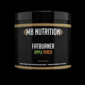 MB Nutrition Fat Burner (300g) - Apple Peach