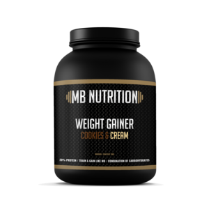 MB Nutrition Weight Gainer Cookies & Cream (3 Kilo)