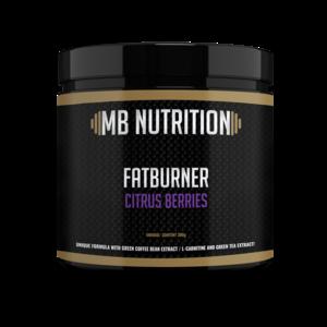 MB Nutrition Fat Burner -  Citrus Berries  (300g)