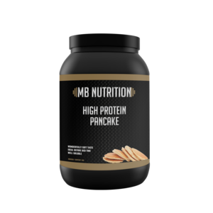 MB Nutrition Protein Pancake Mix (1kg) - Naturel