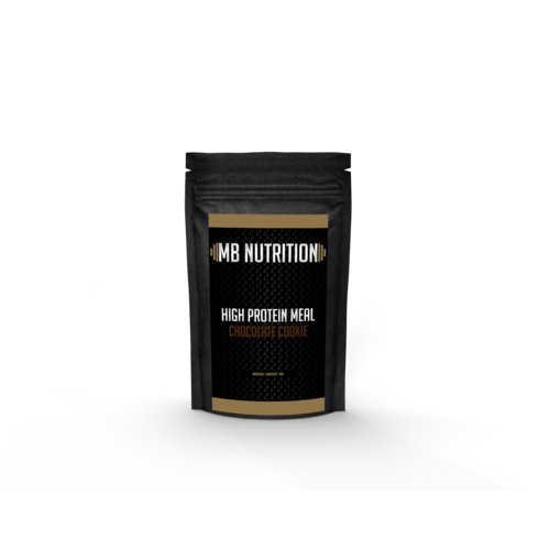 MB Nutrition High Protein Meal - Chocolate Cookie