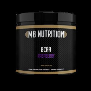 MB Nutrition BCAA Framboos (330 gram)