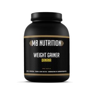 MB Nutrition Weight Gainer Banaan (3 Kilo)