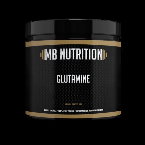 MB Nutrition Glutamine (500 Gram)