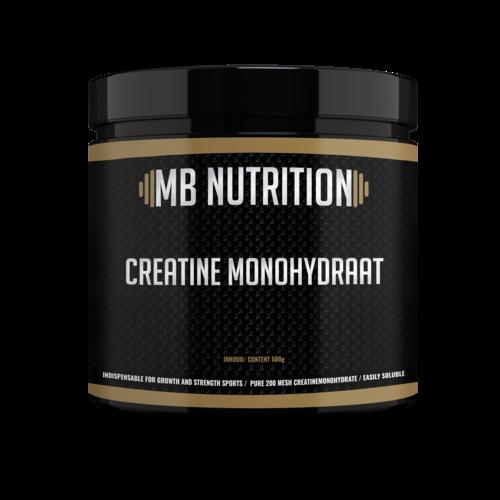 MB Nutrition Creatine (500 Gram)