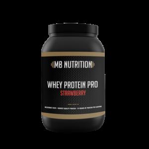 MB Nutrition Whey Proteïne Pro (1 Kilo) - Aardbei