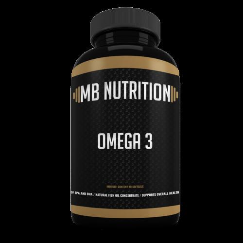 3 Omega (90 Softgels)