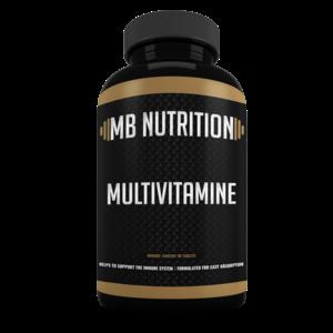 MB Nutrition Multi Vitaminen (90 tabletten)