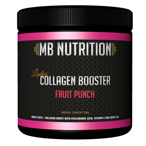 MB Nutrition Ladies Collagen booster Fruit Punch