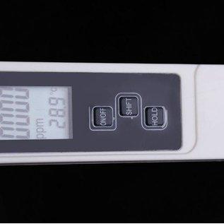 Eigen merk Meter voor hardheid en temperatuur / 3 in 1