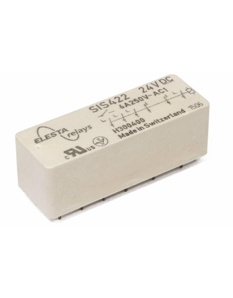 ELESTA relays SIS 6 Series - SIS 422