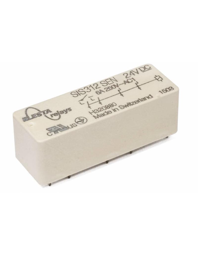 ELESTA relays SIS 4 Series - SIS 312 SEN KV2
