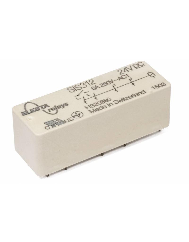 ELESTA relays SIS 4 Baureihe - SIS 312 KV2