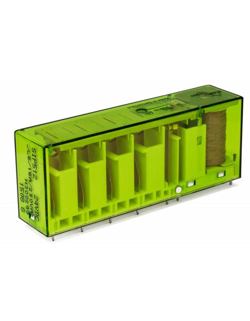 ELESTA relays SIP 6 Series -SIP 512