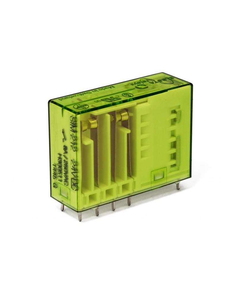 ELESTA relays SIM 3 Baureihe - SIM 212 - KV2