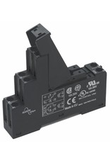 ELESTA relays DIN rail socket