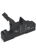 ELESTA relays DIN rail socket SRD-SGR2A KV2A PIK