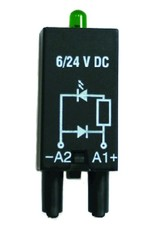 ELESTA relays Module SRD-SGR2-M03 for DIN rail socket SRD-SGR2